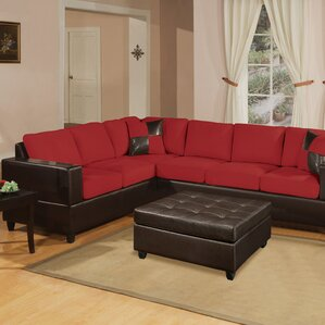 Corporate Reversible Sectional by Andover Mills