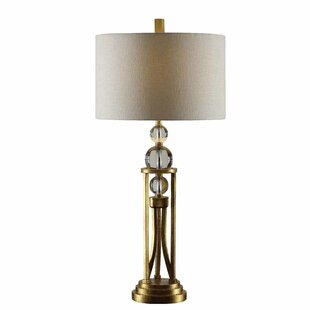 Crestview collection table lamps youll love wayfair rollins 34 buffet lamp by crestview collection mozeypictures Image collections