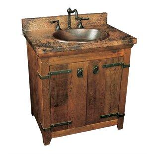 Americana 30 Single Bathroom Vanity Base Only