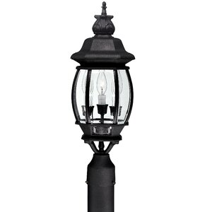 Herkimer Outdoor 3-Light Lantern Head
