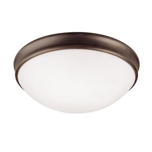 Macedonia 2-Light Flush Mount