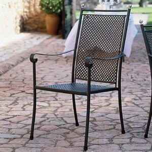 4-tlg. Stapelbarer Gartenstuhl-Set Excelsior von Royal Garden