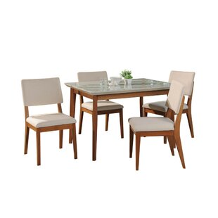 Tedeschi 5 Piece Dining Set