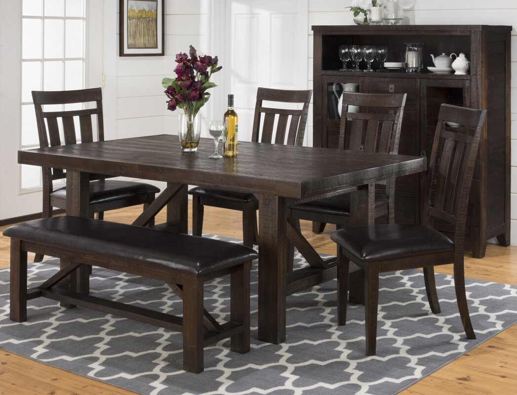 Three Posts Apple Valley Dining Table Reviews