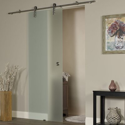 Barn Door For Bathroom Wayfair