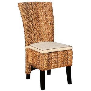 Solid Wood Dining Chair by Chic Teak