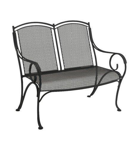 Incroyable Modesto Wrought Iron Garden Bench