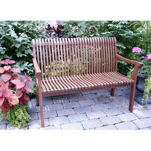 Gartenbank Amaury Venetian aus Massivholz von Ga..