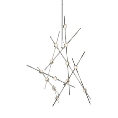 Sonneman Constellation 13 Light Led Novelty Chandelier