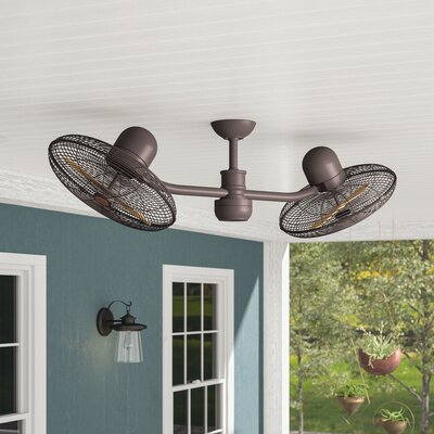 Farmhouse Amp Rustic Ceiling Fans Birch Lane