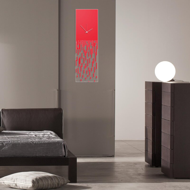 pixelated clock - Pixelated Interior Design