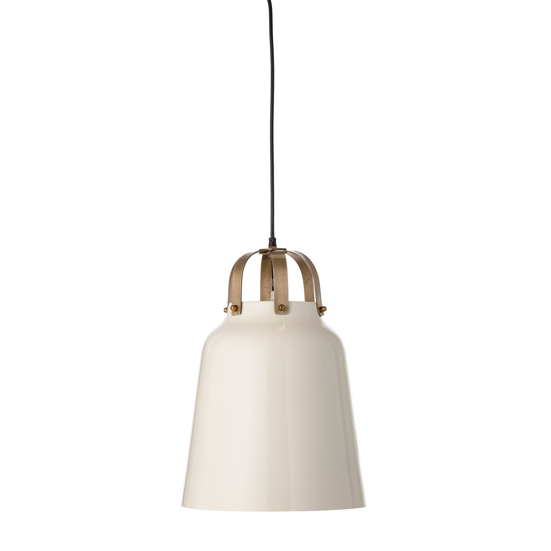 Union rustic lomonaco metal 1 light bell pendant wayfair
