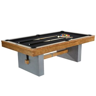 Foot Pool Tables Youll Love Wayfair - Claw foot pool table