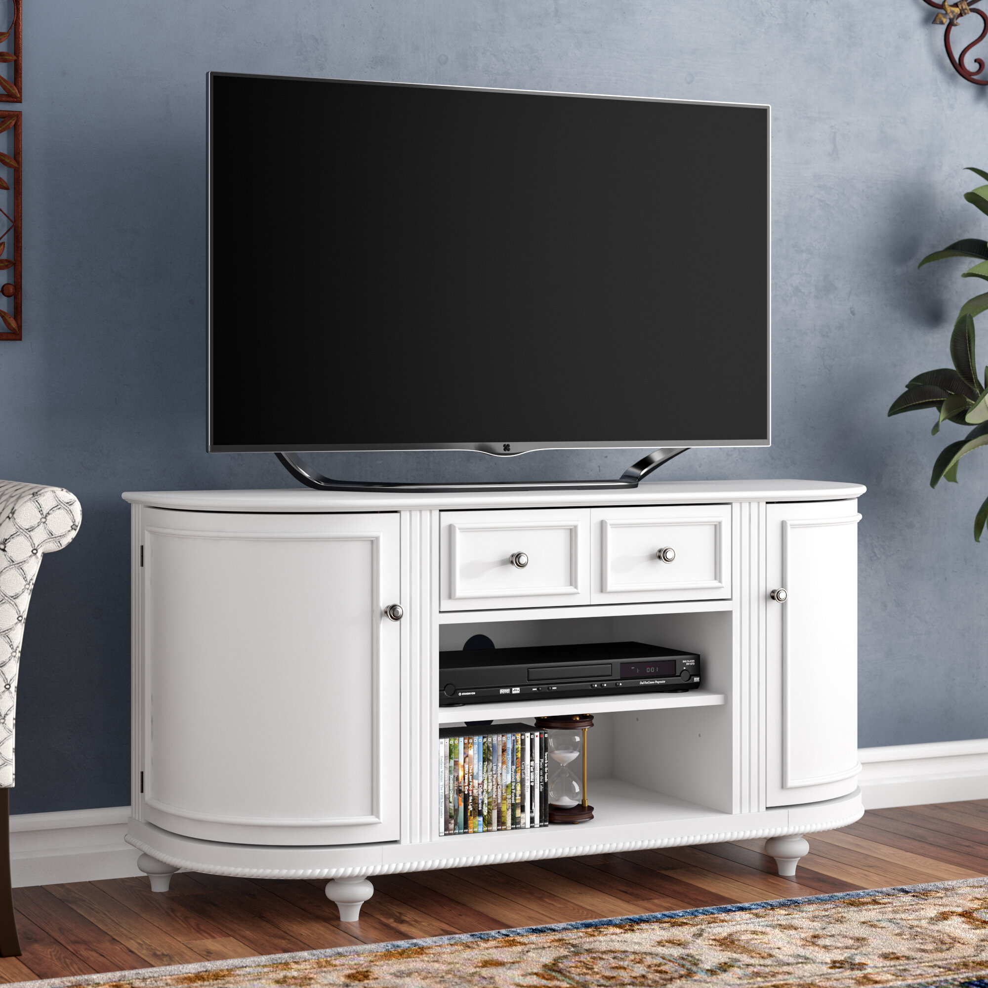 Three Posts Deacon Tv Stand For Tvs Up To 48 Reviews Wayfair