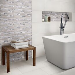 Bathroom + Shower Tile