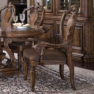 Crigler Upholstered Dining Chair (Set of 2)