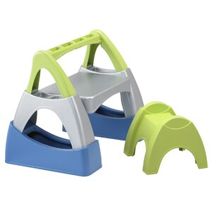 2 Piece Study 'N Play Desk and Chair Set by American Plastic Toys