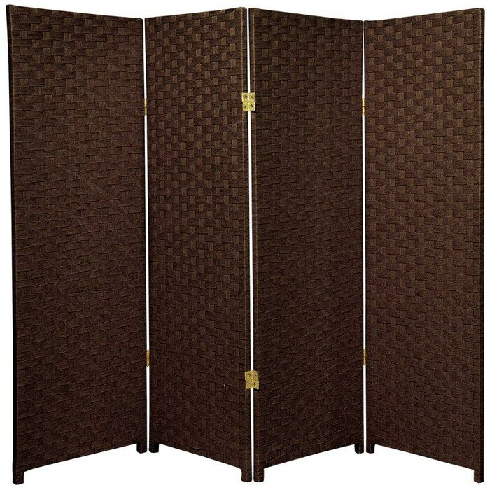 World Menagerie Colbey 4 Foot Tall Panelled Room Divider Reviews