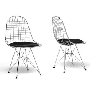 Curcio Wire Dining Chair (Set of 2)