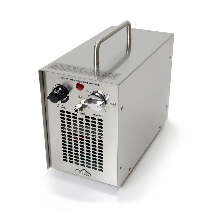 Commercial H2o Water Ozone Generator and Air Purifier
