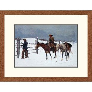 64cb0512 Cowboy And Western Art | Wayfair