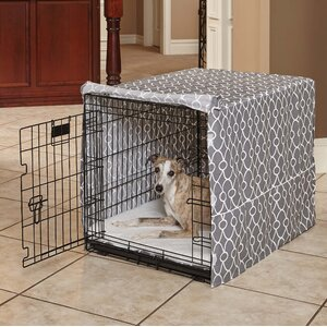 Labrador Quiet Time Crate Cover