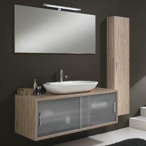 Urban Designs 130 cm Wandmontierter Waschtisch G..