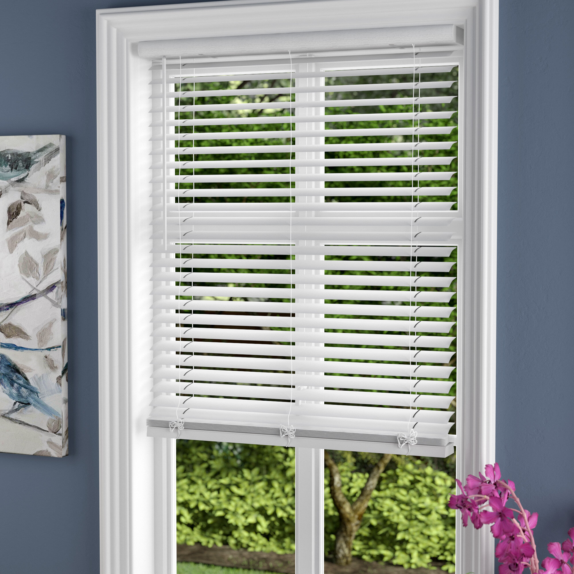 venitian window blinds shades treatments room love venetian roller darkening save you rolanda blind wayfair ca horizontalvenetian ll
