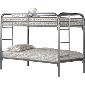 Twin Futon Bunk Bed by Monarch Special..
