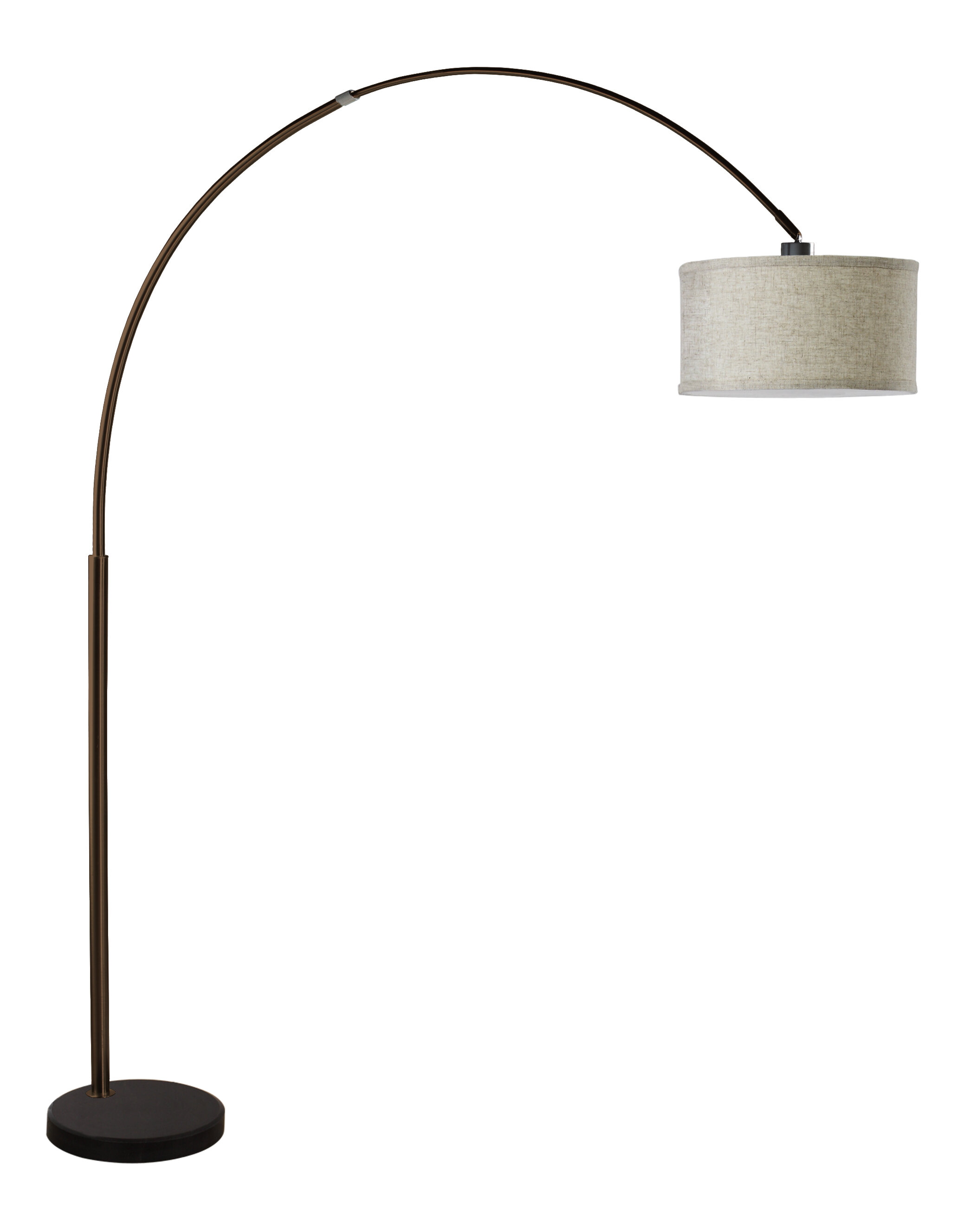 roth eberline floor shade lighting com metal switch ceiling lowes allen reading shop with foot bronze in at pl fans shades lamps lamp