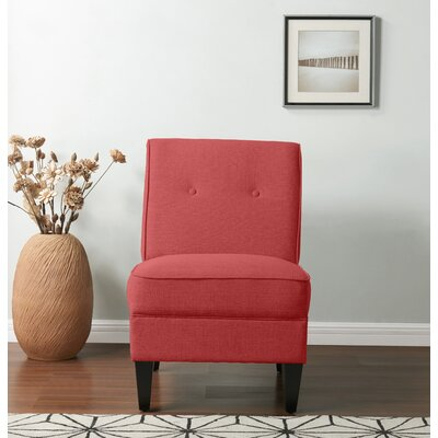 Wrought Studio Klein Slipper Chair | Wayfair