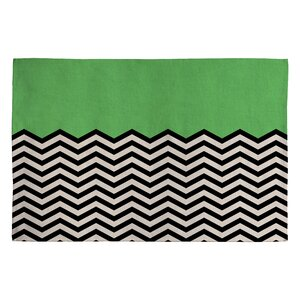 Bianca Green This Way Area Rug