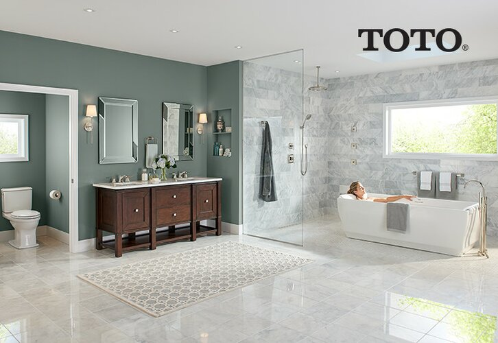 TOTO Wayfair - Toto bathroom