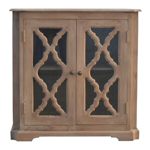 Ghislaine Sideboard with Antiqued Mirror by One ..