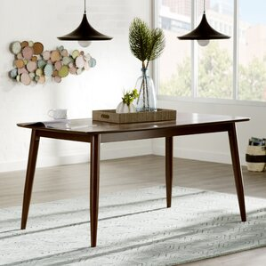 Modern Round Dining Sets modern & contemporary kitchen & dining tables you'll love | wayfair