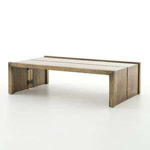 Akenside Coffee Table by Bungalow Rose
