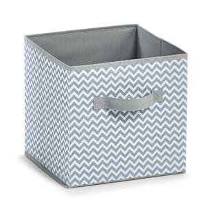 Fabric Storage Bin  sc 1 st  Wayfair & Fabric Cube Storage Bins | Wayfair.co.uk
