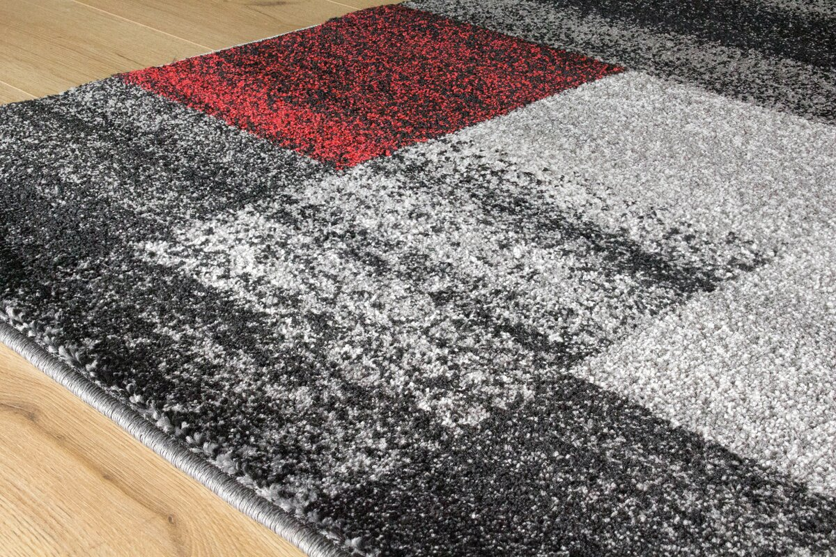Grey And Red Area Rugs Rugs Ideas