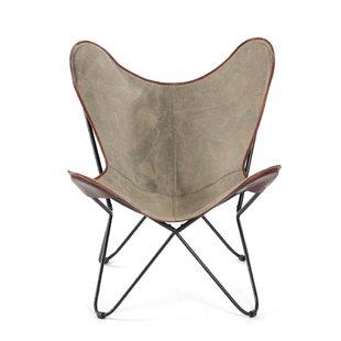 Kartal Iron Butterfly Chair