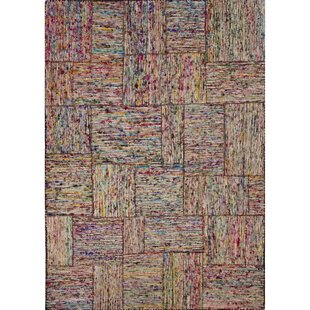 Hatfield Recycled Multi Textured Area Rug
