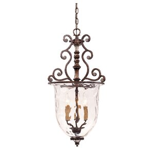 Fairgrove 3-Light Foyer Pendant