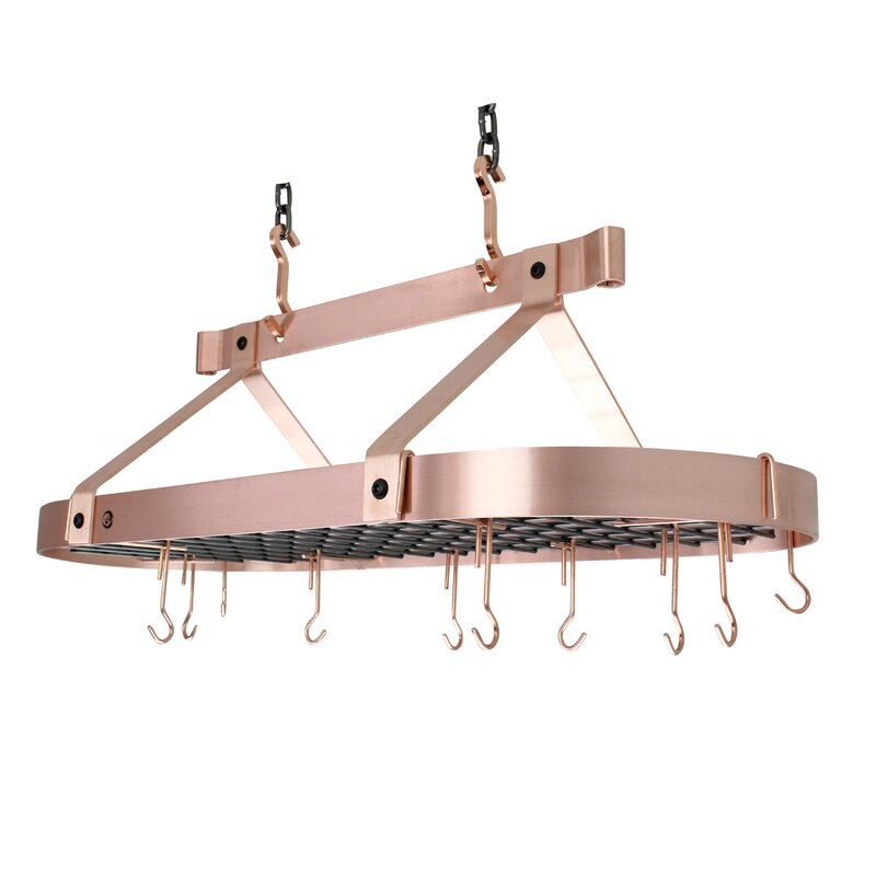awesome ikea pan ideas with rack pot cscct remodeling hanging stainless pertaining org kitchen to racks and brilliant