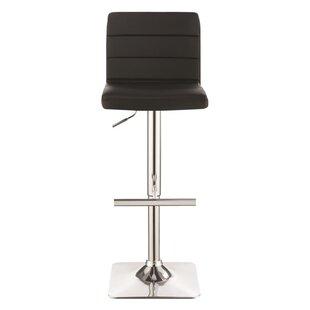 Groner Adjustable Height Bar Stool (Set of 2)