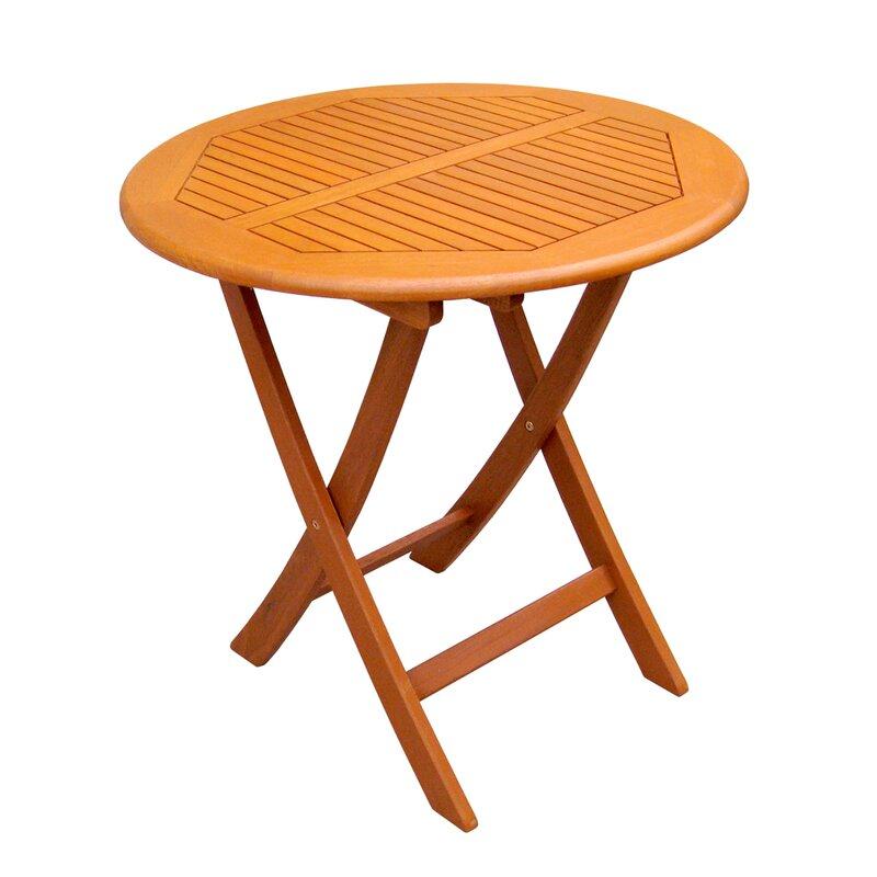 Sabbattus Folding Side Table