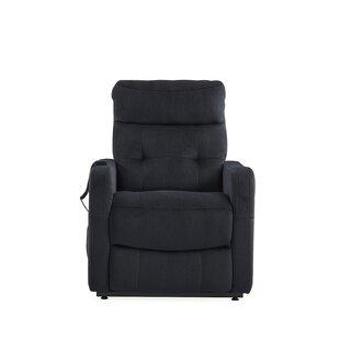 Genial Navy Blue Recliner Chair | Wayfair