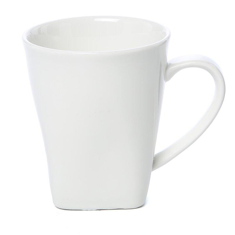 Whittier Square 8 Oz Coffee Mug