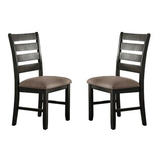 Bledsoe Upholstered Dining Chair (Set of 2)