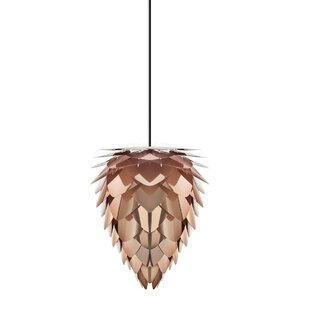 Yates Plug In 1 Light Geometric Pendant