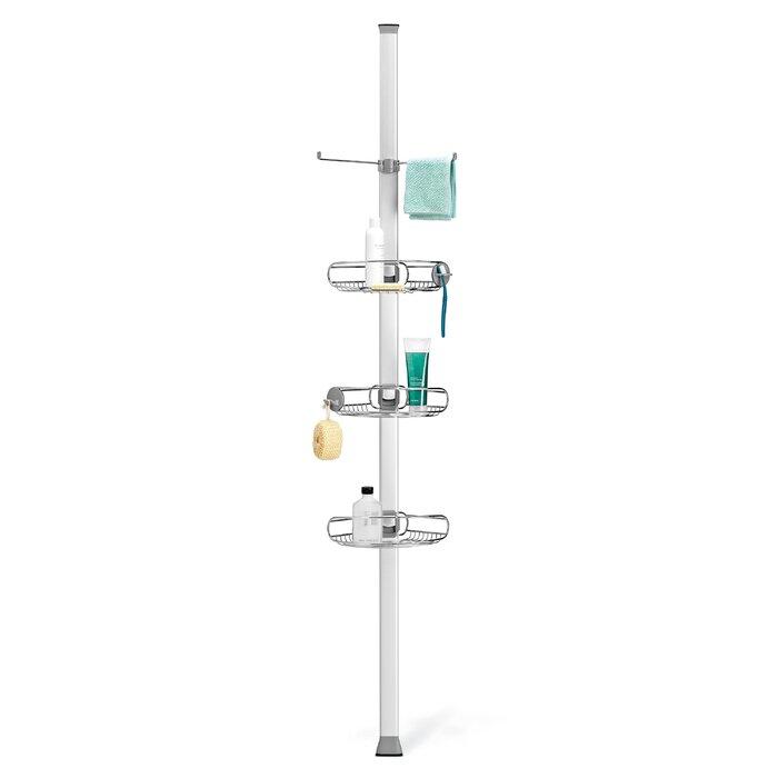 product detail alibaba com steel organizer corner shelf shower stainless on tier buy bathroom rack caddy