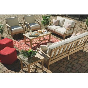 Anguiano Lounge Seating Group With Cushion